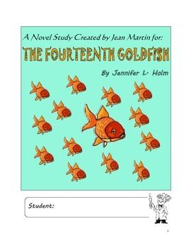 The fourteenth goldfish study guide