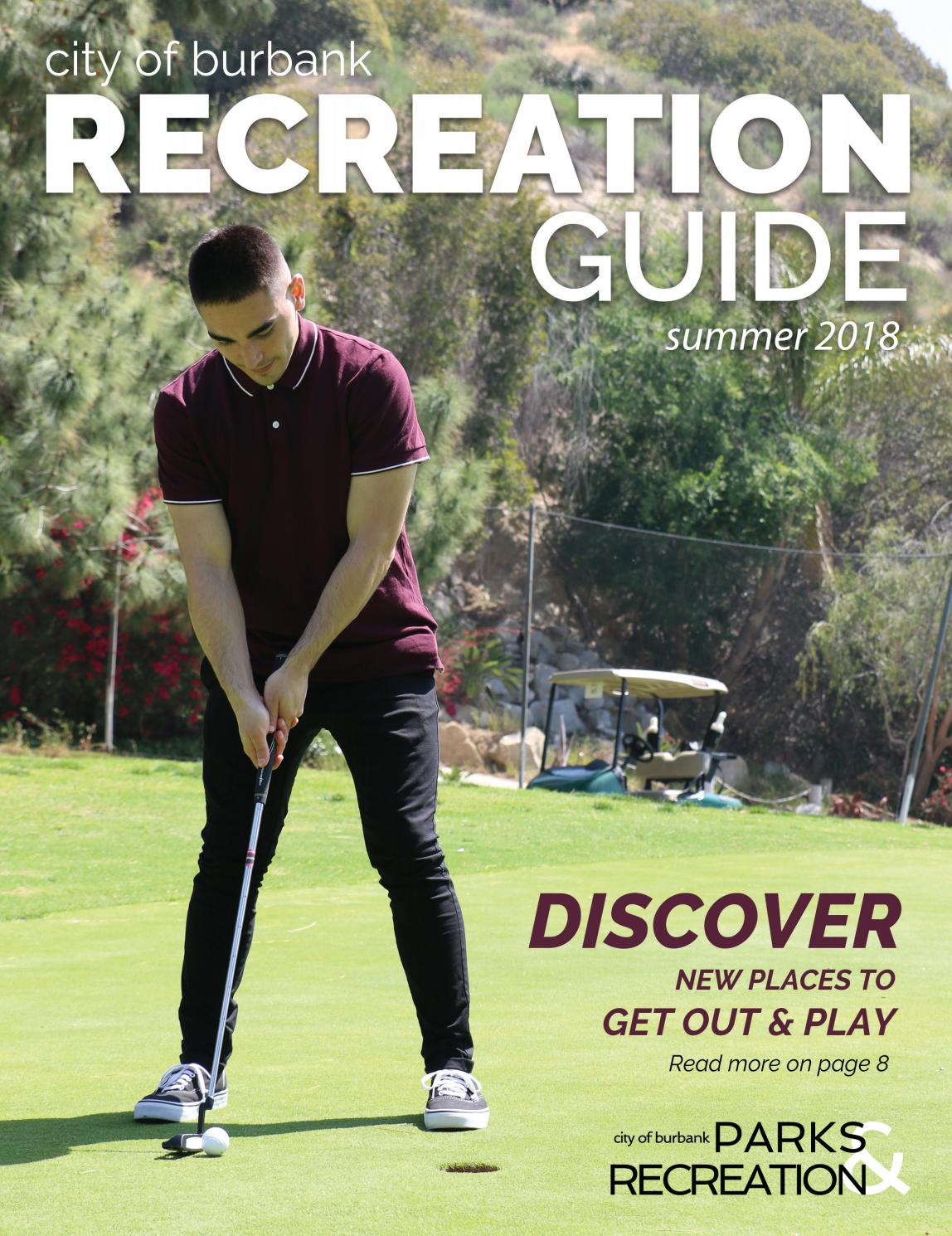 Brampton parks and recreation guide