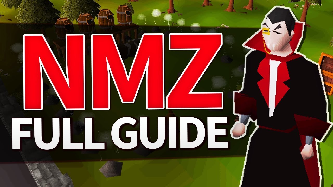 Nightmare zone osrs ironman guide
