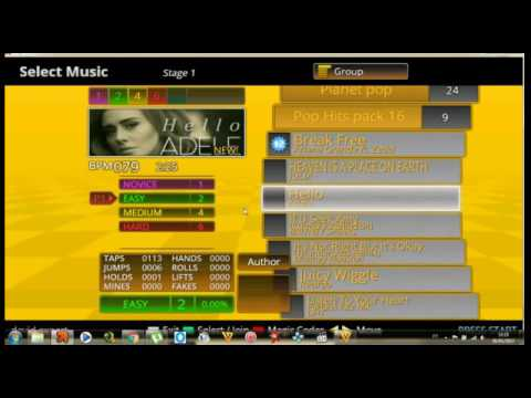 Stepmania how to add songs
