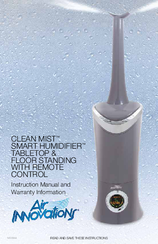 air innovations humidifier instructions