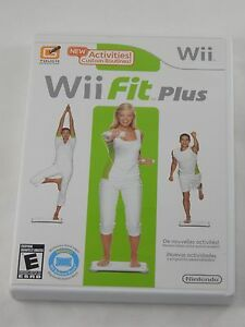 wii fit plus instruction manual