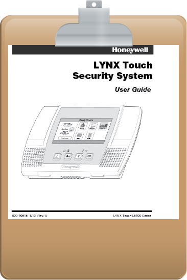 lynx security system programming manual