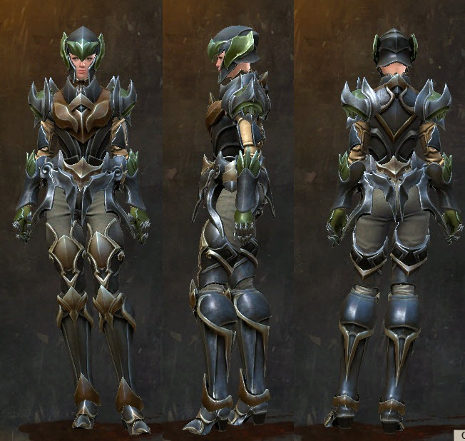 Dulfy legendary armor collection guide