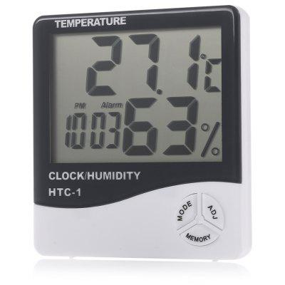htc 2 thermo hygrometer manual