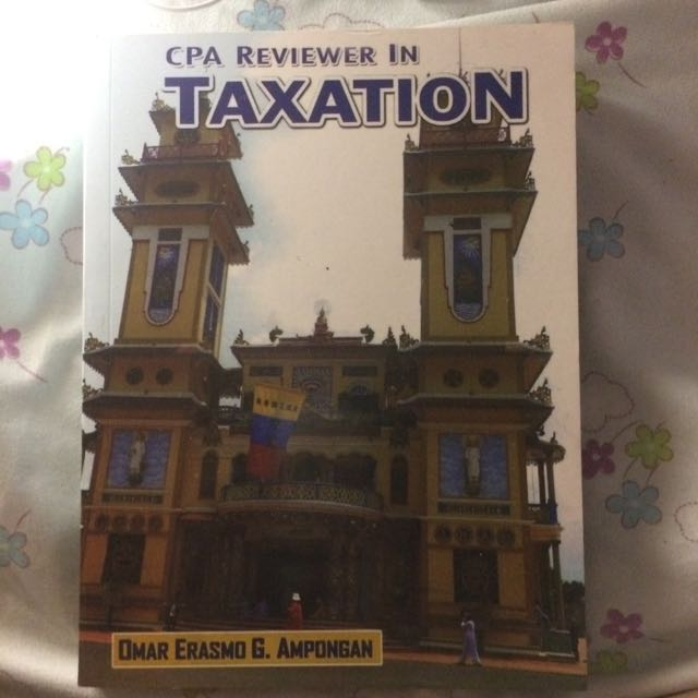 Income taxation reviewer by ampongan pdf