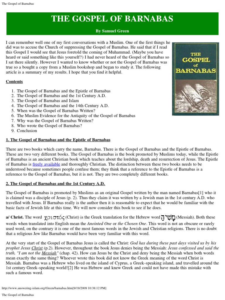 Synopsis of the four gospels pdf